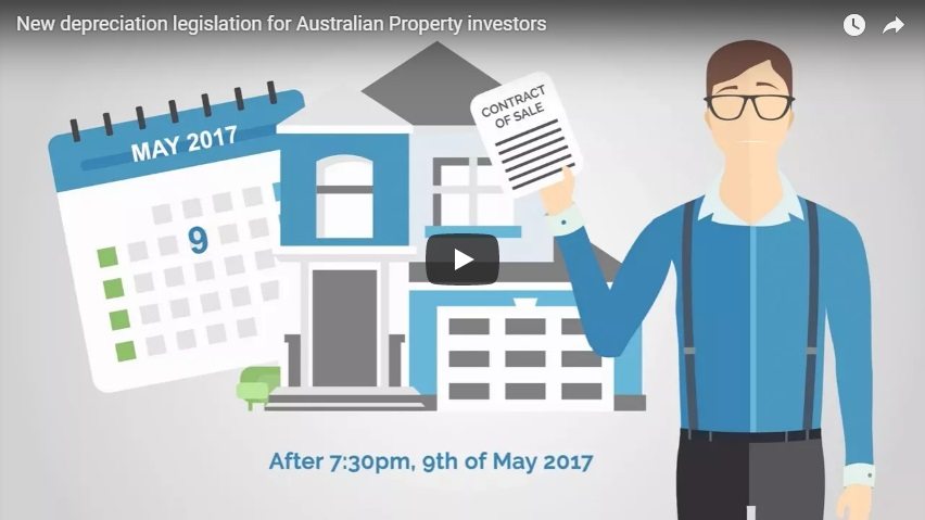 Changes to Rental Property Depreciation for Property Investors